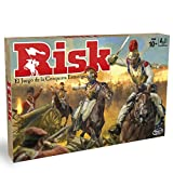 Hasbro Gaming- Risk Gaming Clasico Juego de Mesa, Multicolor, Miscelanea (B7404105)