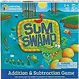 Learning Resources- Juego restas Sum Swamp, Color (LER5052)