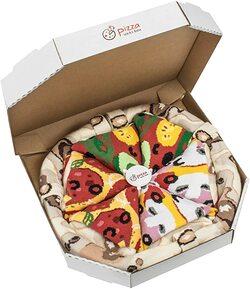 Calcetines Pizza regalo de navidad