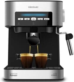 Cecotec Cafetera Express Digital Power Espresso Matic