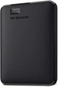 WD Elements - Disco duro externo portátil de 2 TB