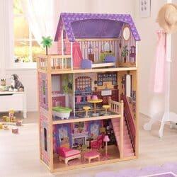 comprar casa muñecas madera