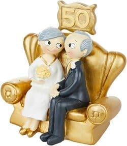 comprar ficuras bodas oro