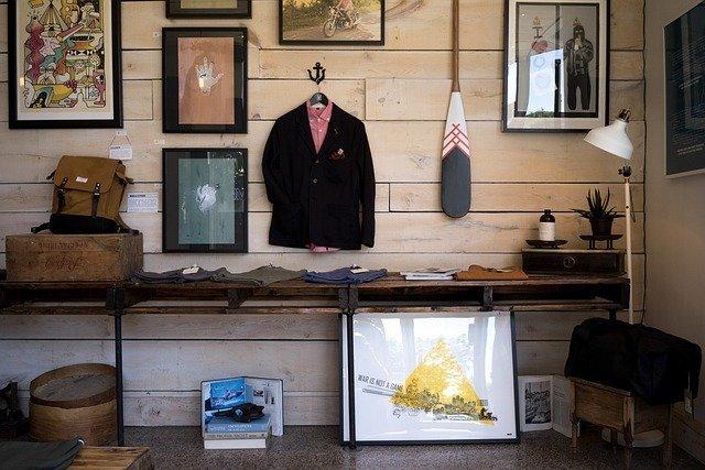 Foto tienda de regalos para hombres