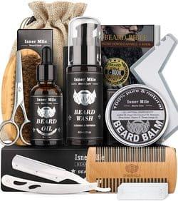 Kit barba hombre