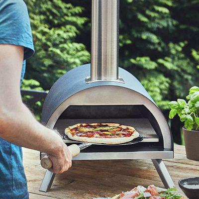 Horno para pizzas exterior Burnhard