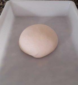 masa pizza bollo